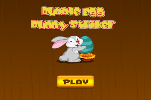 Bubble Egg Bunny Striker