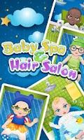 Screenshot of Baby Spa & Hair Salon