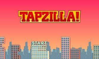 Screenshot of Tapzilla Alpha