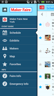 Maker Faire - The Official App - screenshot thumbnail