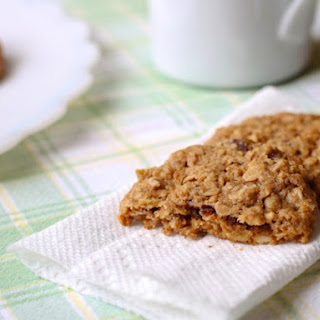Whole Grain Gluten-Free Oatmeal Cookies.