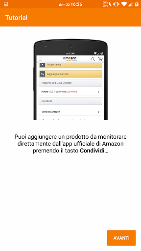 sconti android