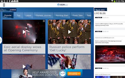 NBC Olympics Highlights Screenshot 8