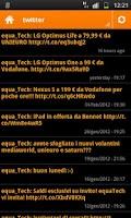 Screenshot of equaTech