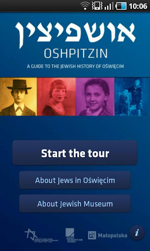Oshpitzin: A Guide to the Jewi