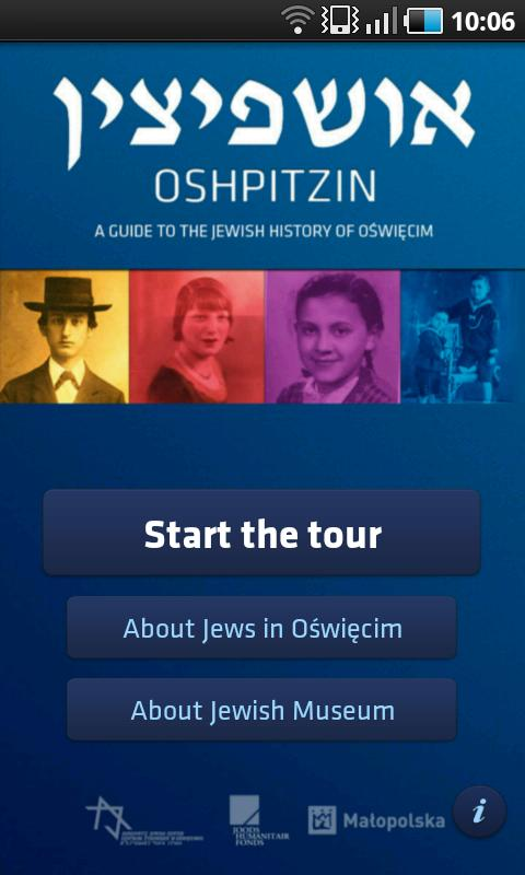 Oshpitzin: A Guide to the Jewi- screenshot
