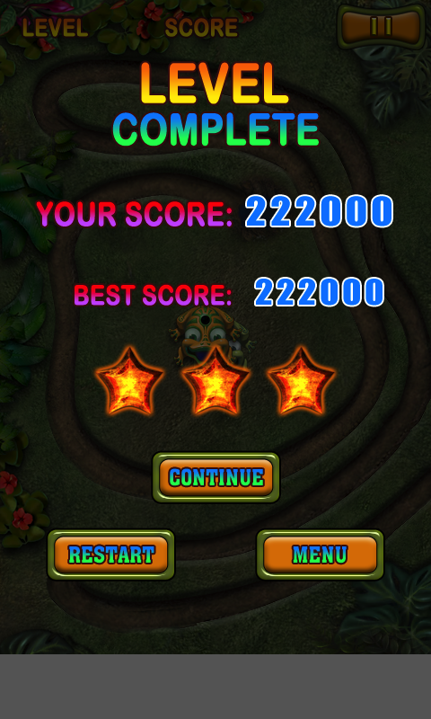 Marble Blast Saga - screenshot