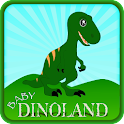 Kids Dinosaur Games & Coloring icon