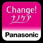 Change!ナノケア ヘアーチェンジアプリ