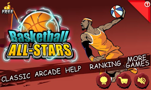 Basketball All-stars apk v1.6.0 - Android