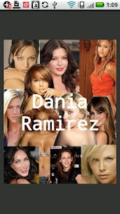 Dania Ramirez Celebrities - screenshot thumbnail