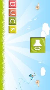 Alfabeto para crianças- screenshot thumbnail