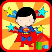 Superman Ochul dodol theme