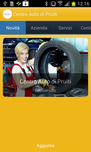 Centro Auto di Pruiti