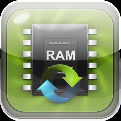 移動RAM的助推器
