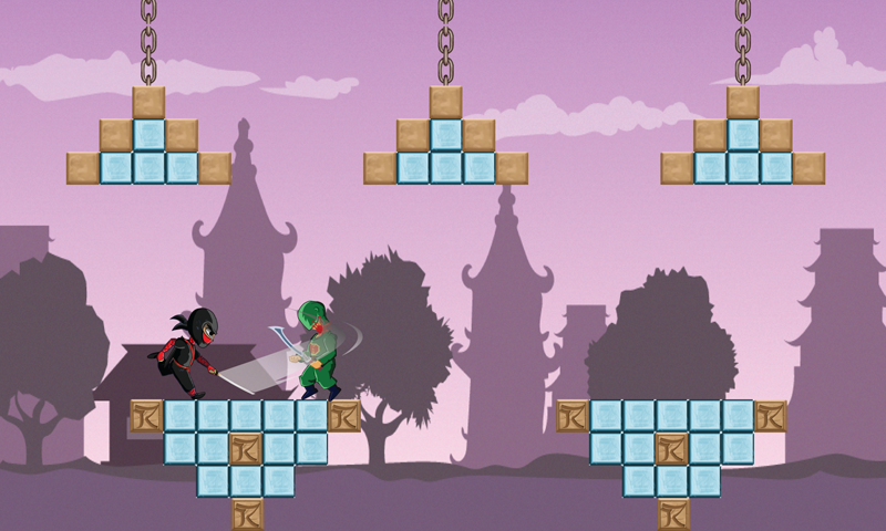Ninja Dash free - screenshot