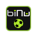 biNu Football, Soccer Results logo