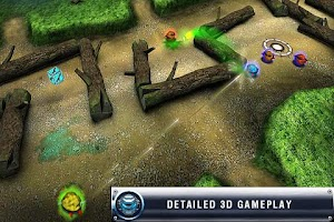 Screenshot of Iron Wars