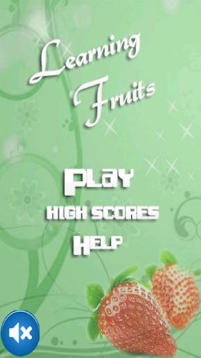 Kids Fruit Learning