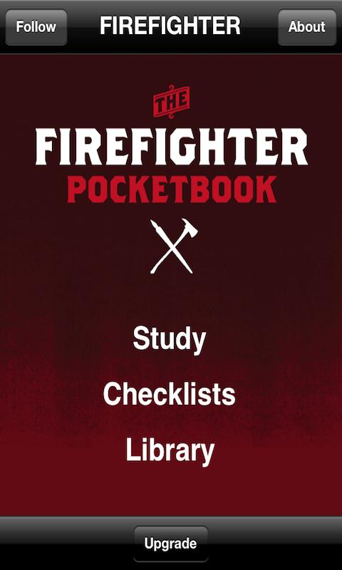 FireFighter Pocketbook Lite - screenshot