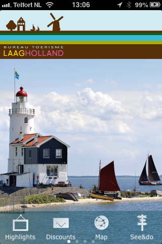 Tourist Info Laag Holland