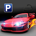 3D Custom Car Parking icon