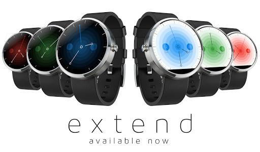 Extend Watchface