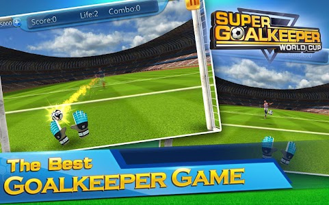 Super Goalkeeper - Soccer Cup v1.02