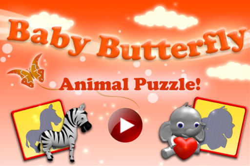 ZOO Animals Puzzle For Babies
