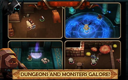 Tiny Legends: Heroes Screenshot 4