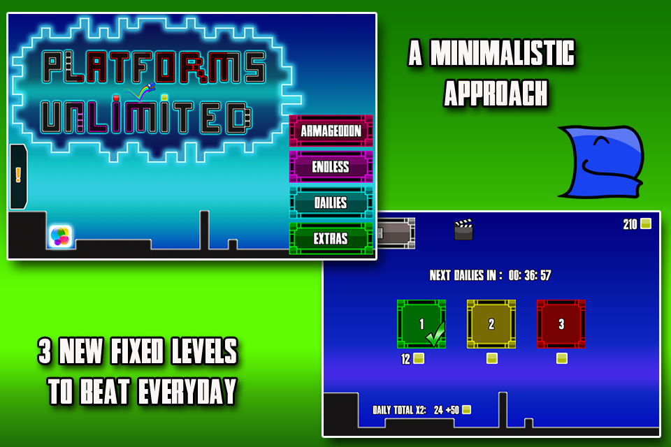 Platforms Unlimited- screenshot