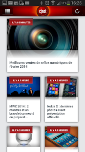 CNET France- screenshot thumbnail