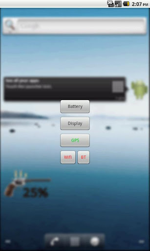 玩免費個人化APP|下載ガンバッテリーウィジェット app不用錢|硬是要APP