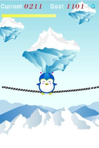 OraOra Fly Penguin