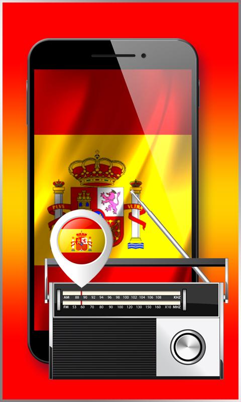 Spanish Internet Radio Spain  Listen to Spanish online