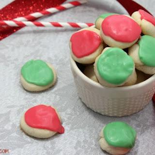 Grandma's Melting Moments Cookies.