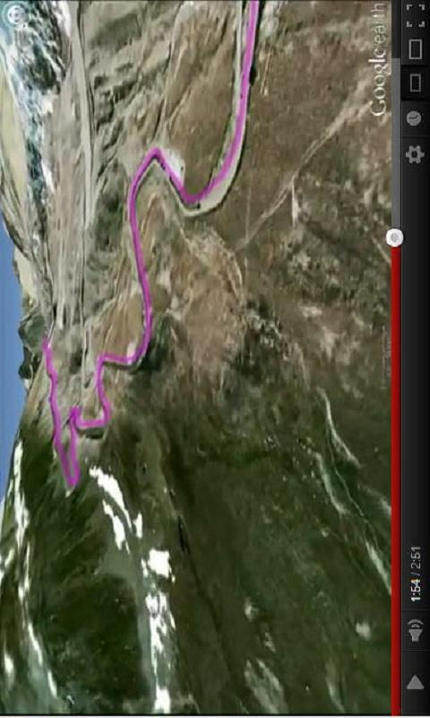 Giro d'Italia 2012- screenshot