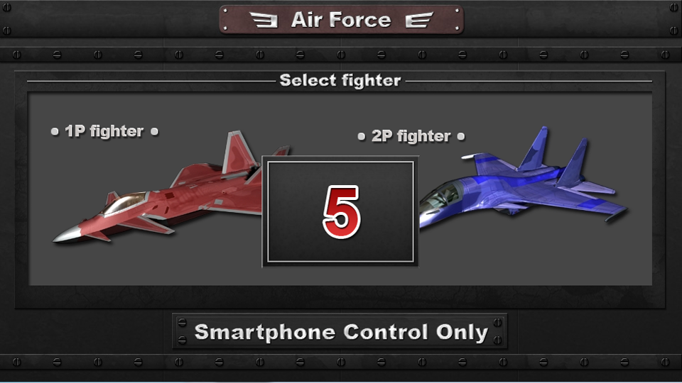 AirForce_Lite SamSung SmartTV - screenshot