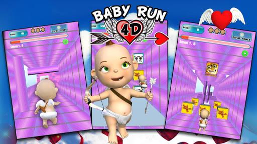 婴儿润4D - 运行1 2 3: Children Game