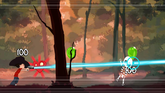 Jack Vs Ninjas: Adventure Game- screenshot thumbnail