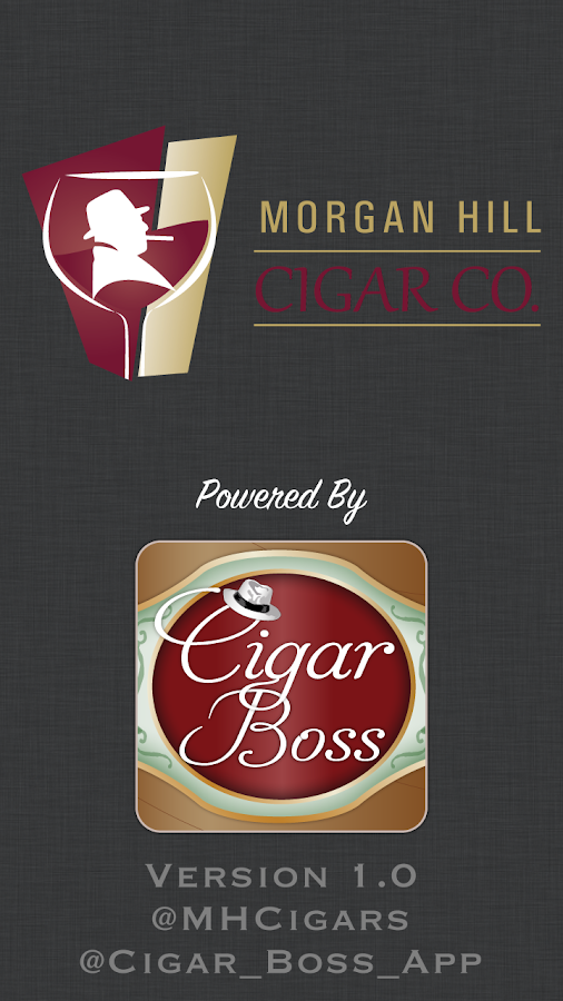 Morgan Hill Cigar Co.- screenshot