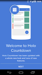 Holo Countdown v3.2.2