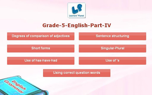 Grade-5-English-Part-4