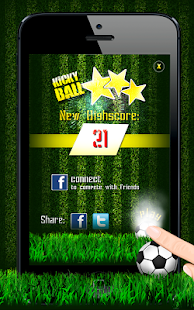 Kicky Ball- screenshot thumbnail