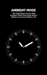 Go Glow Watch Face- screenshot thumbnail