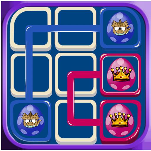 鸡蛋狂乱:连接所有 策略 App LOGO-硬是要APP