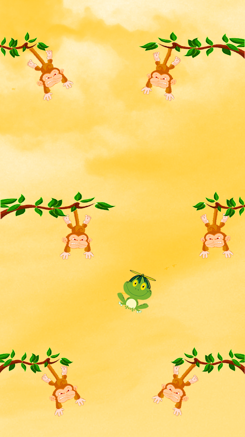 Frog Copter- screenshot