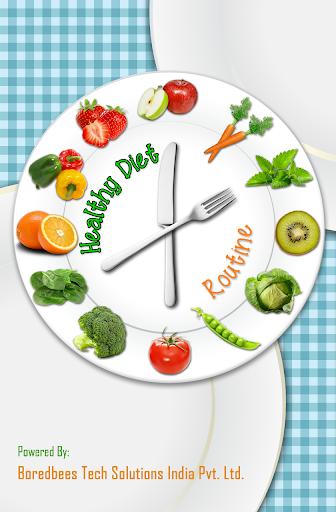 Healthy Diet Routine