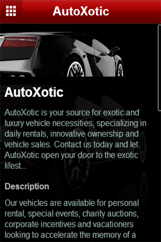 AutoXotic - screenshot