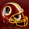 The Official Redskins App logo